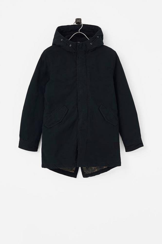 jack & jones JorNew Bento Parka Jacket Junior -takki