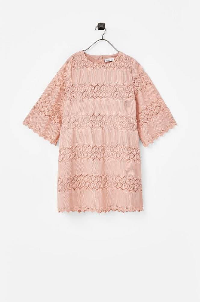 Name it NkfRebekkan Dress pitsimekko