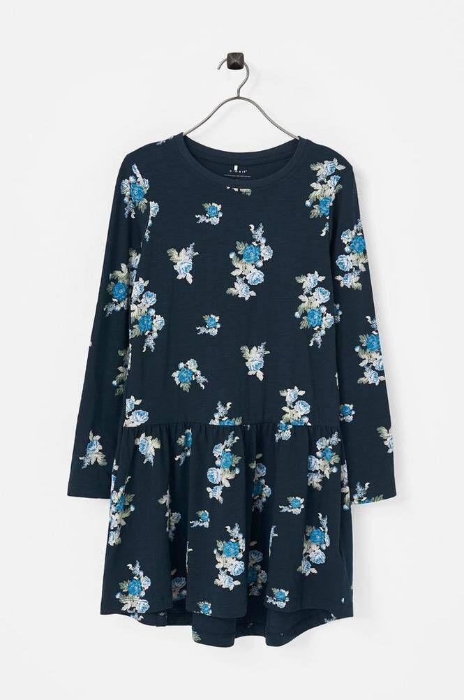 Name it NkfBilla LS Dress mekko