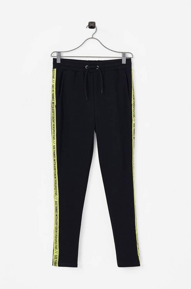 LMTD NlmBruce Reg Slim Pant -collegehousut