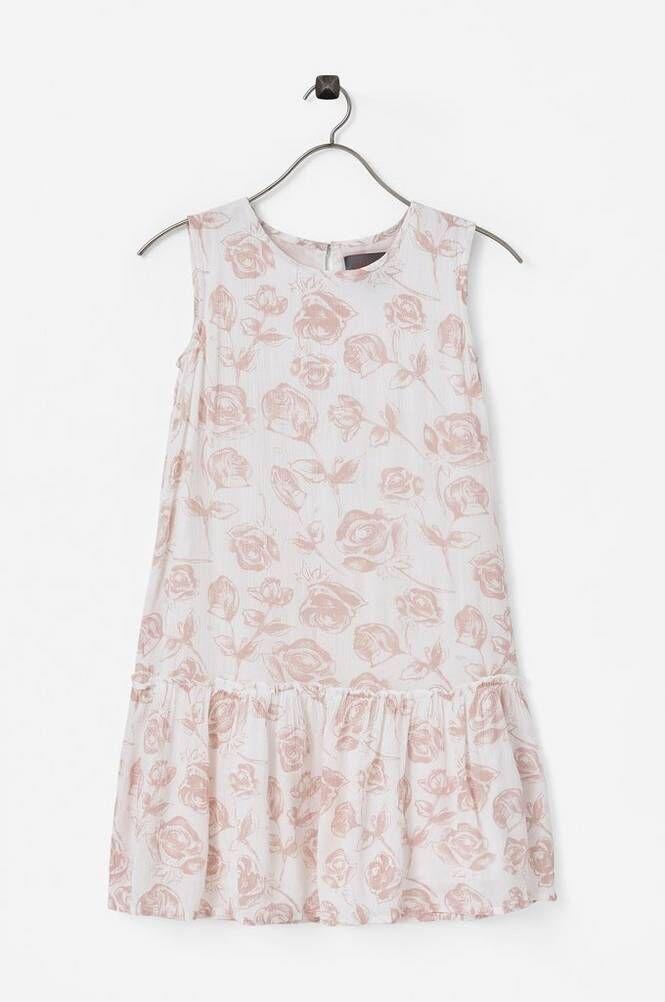 Creamie Mekko Roses Dress