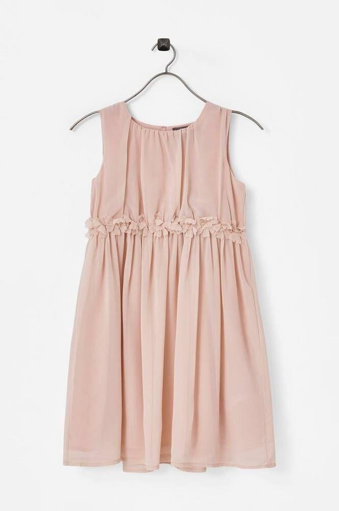 Creamie Mekko Chiffon Dress