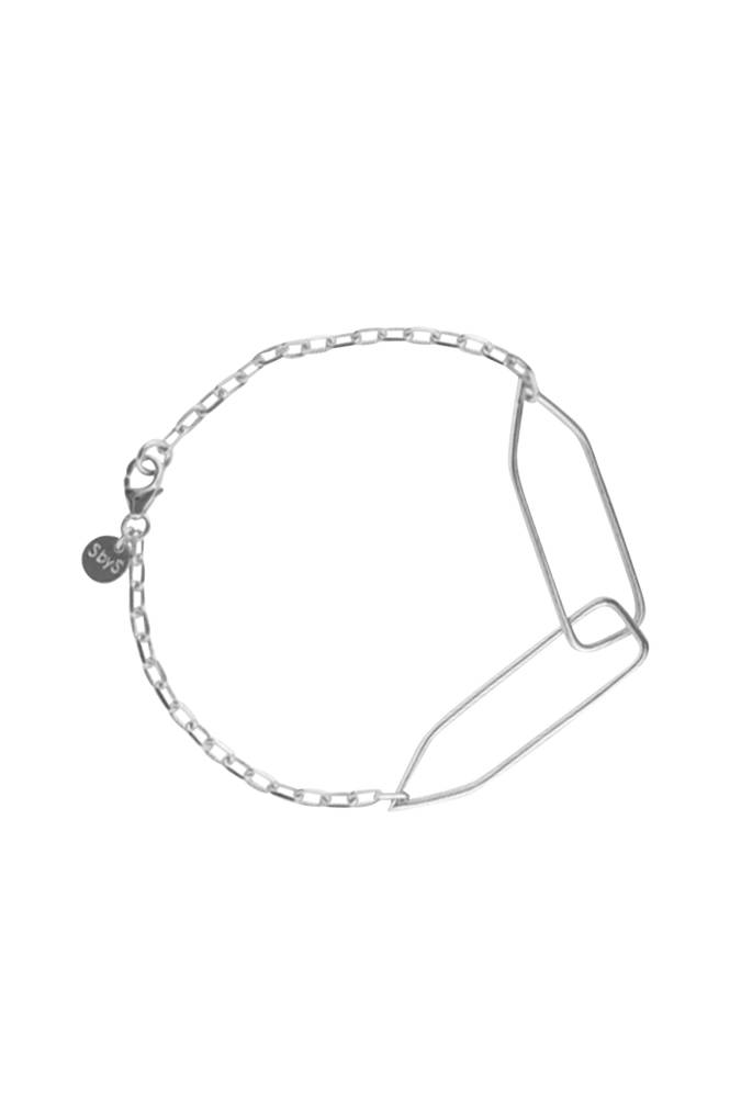 Whyred Clip On Chain Brand -rannekoru