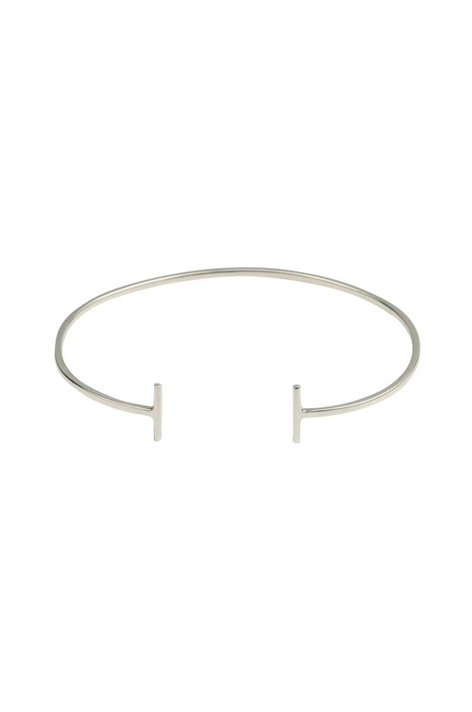 Syster P Bracelet Strict Plain Bangle Bars -rannekoru