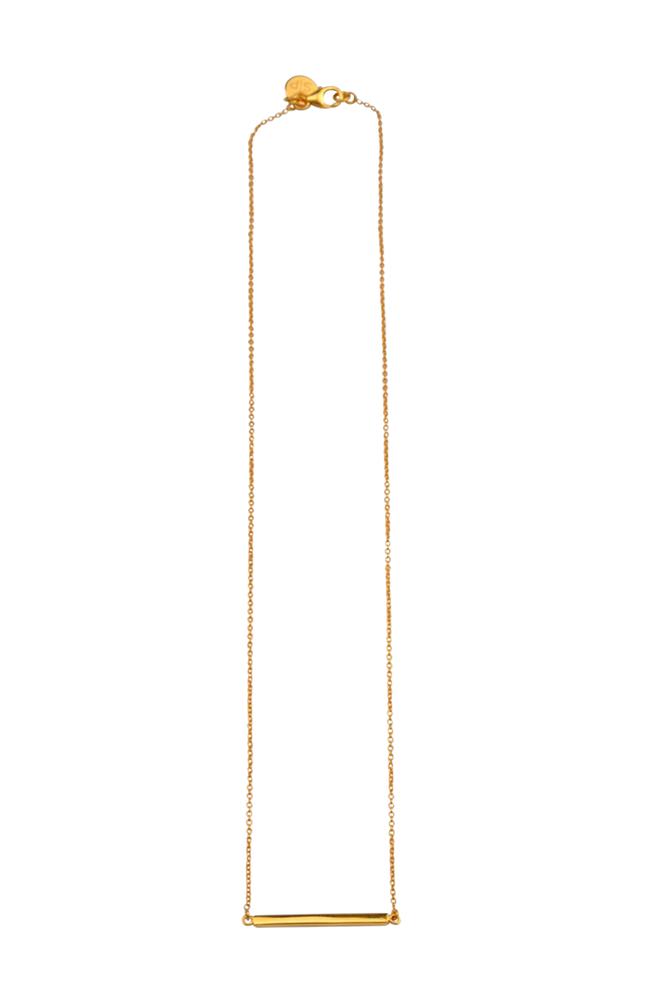 Syster P Necklace Strict Line -kaulakoru