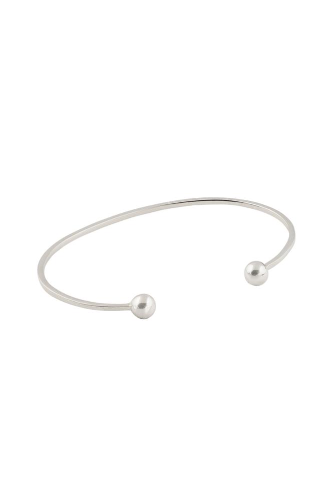 Syster P Strict Plain Bangle Bracelet Ball -rannekoru
