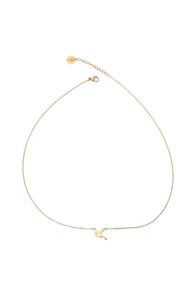 Edblad Dove Necklace Small -kaulakoru