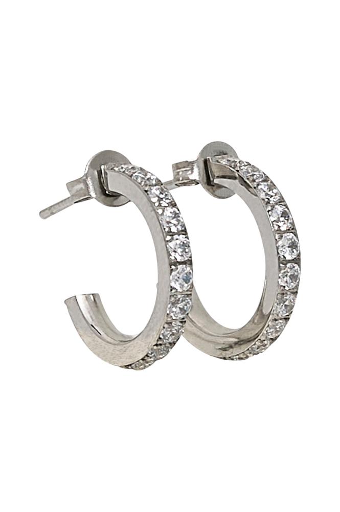 Edblad Glow Earrings Mini Steel -korvakorut