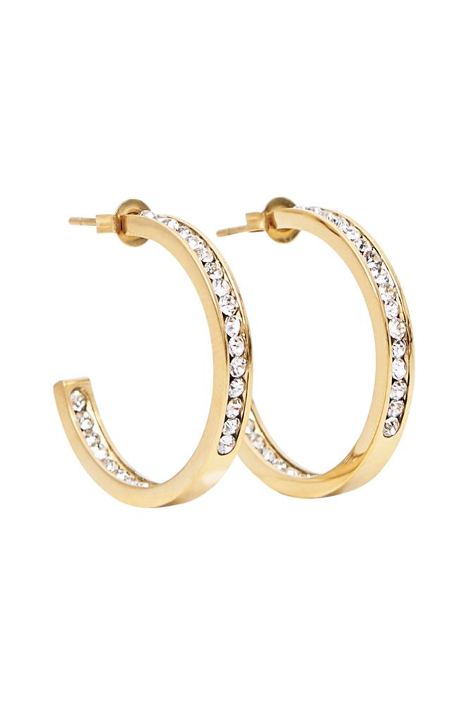 Edblad Andorra Earrings Small -korvakorut