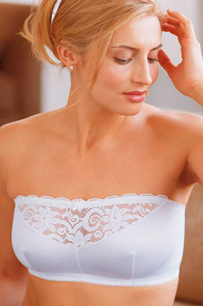 Glamorise Olkaimettomat, kaarituettomat rintaliivit