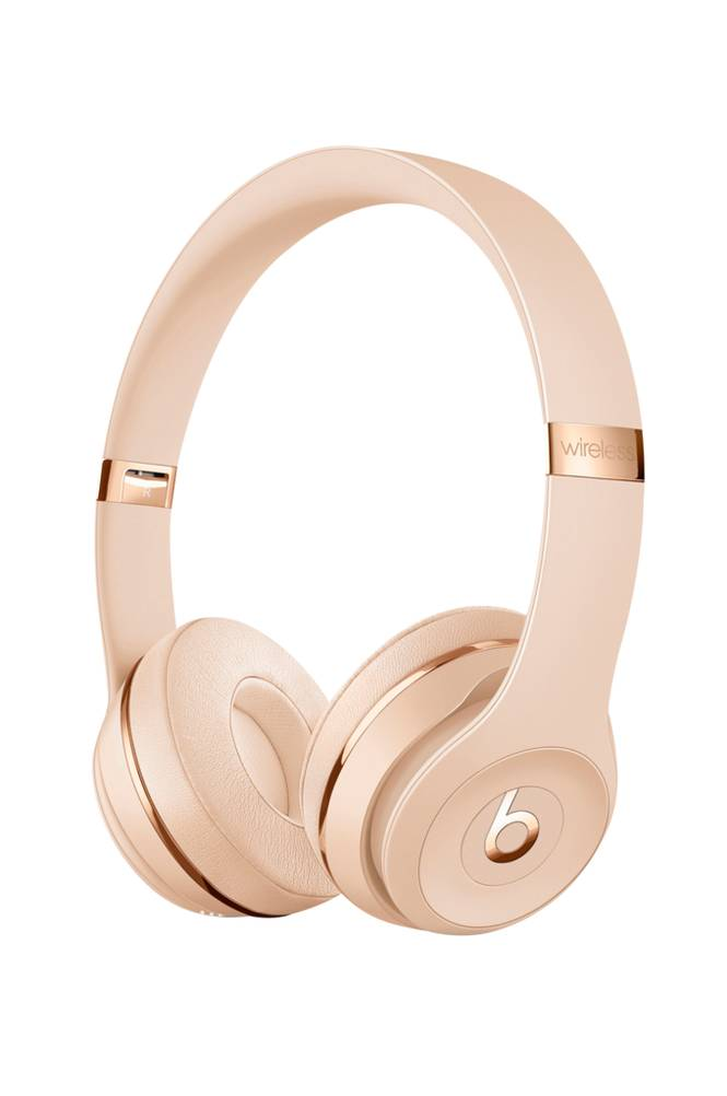 Beats by Dr.Dre Solo3 Wireless Satin Gold