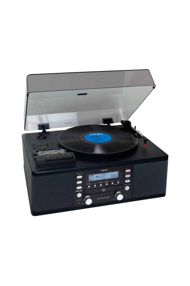 Teac Levysoitin USB LP-R550USB-B Musta
