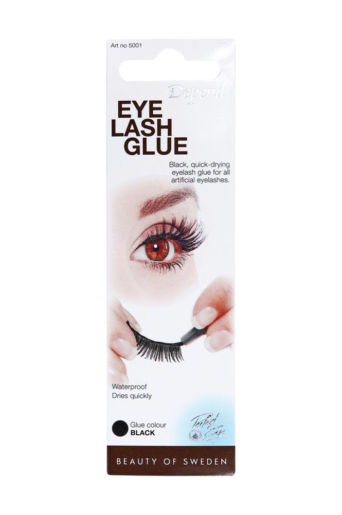 Depend Eye Lash Glue Black