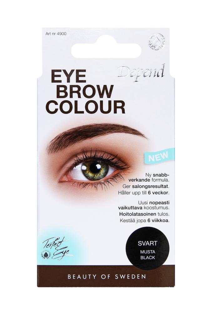 Depend Eyebrow Colour