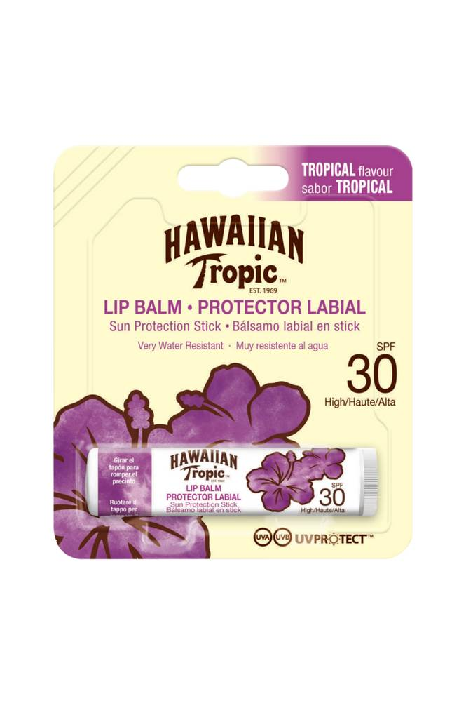 Hawaiian Tropic Hawaiian Lip Balm SPF 30. 4 g
