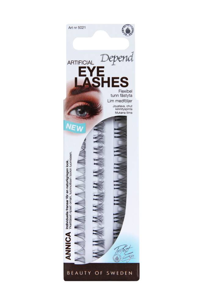 Depend Artificial Eyelashes Annica