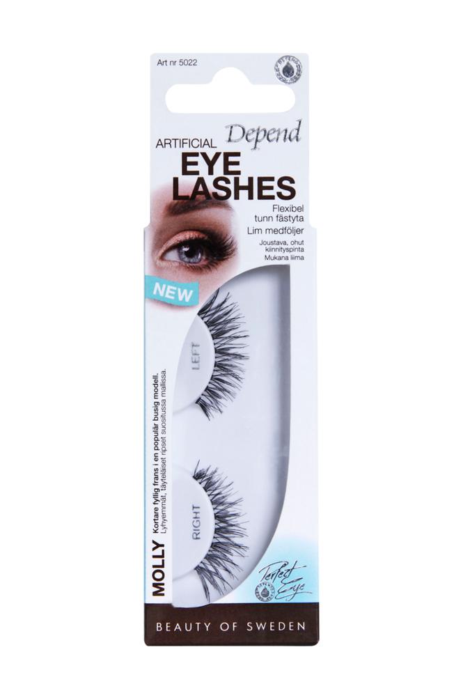Depend Artificial Eyelashes Molly