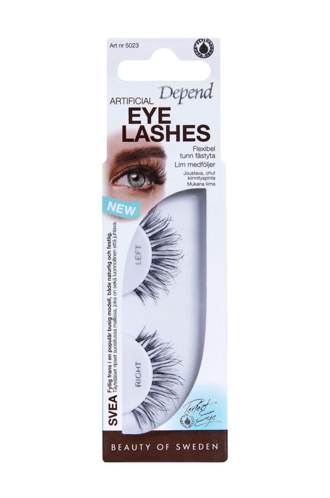 Depend Artificial Eyelashes Svea