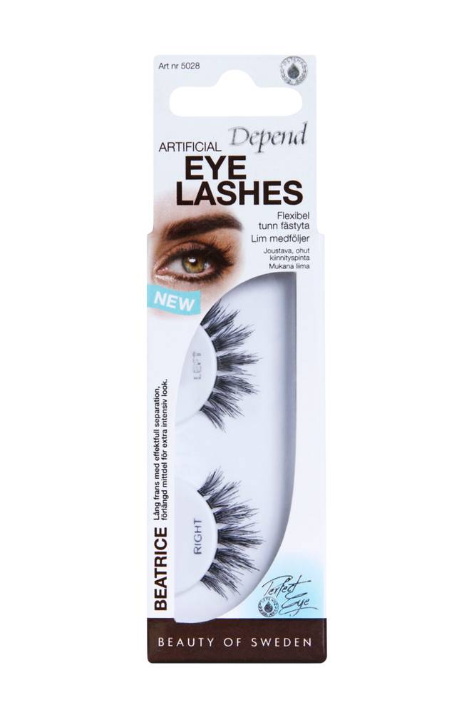 Depend Artificial Eyelashes Beatrice
