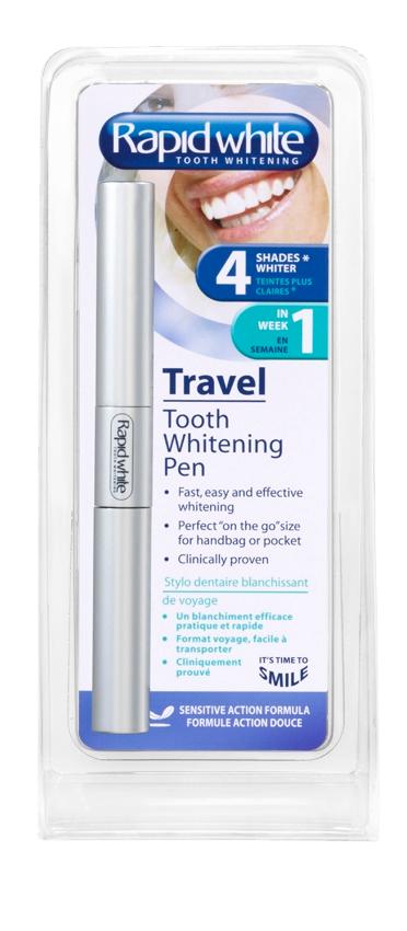 Rapid white Travel Pen
