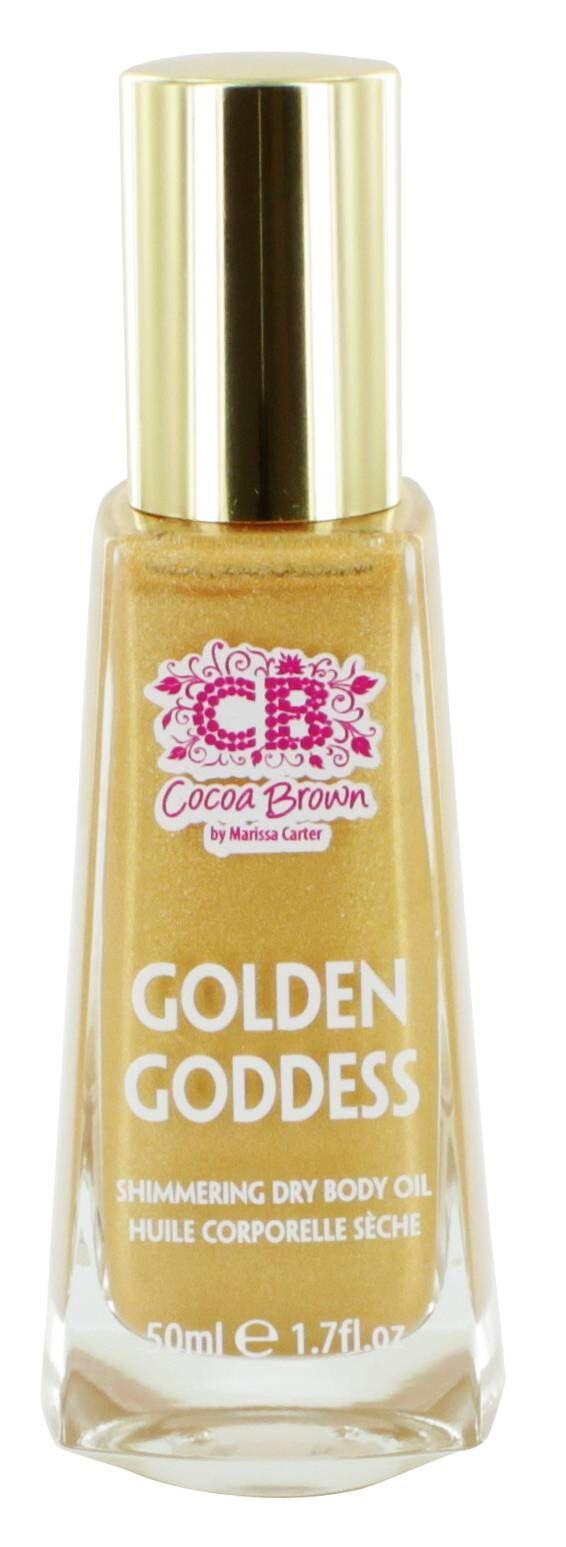 Cocoa Brown Golden Goddess Oil 50 ml