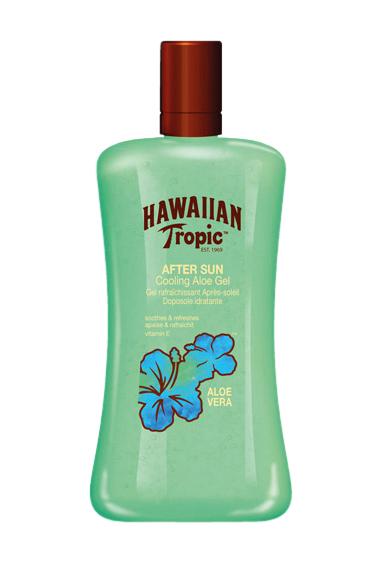 Hawaiian Tropic Cooling Aloe Gel