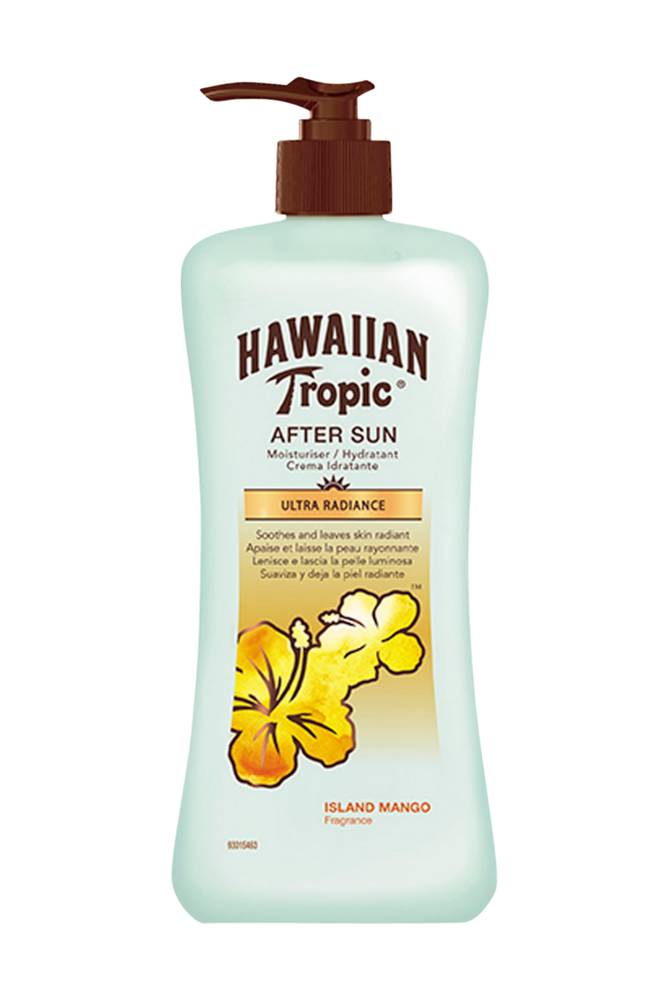 Hawaiian Tropic After Sun Pump Lotion Island Mango 24 0ml