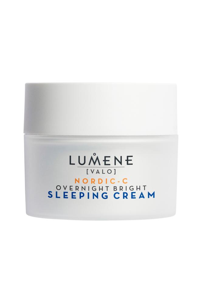Lumene Overnight Bright Vitamin C Sleeping Cream 50 ml