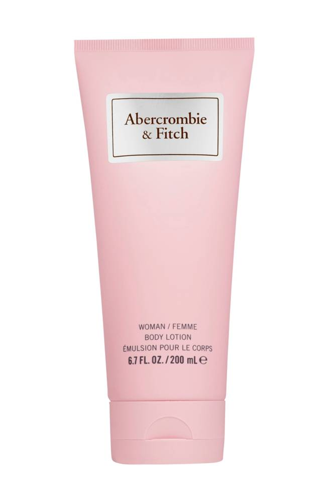 Abercrombie & Fitch First Instinct Women Bodylotion 200ml