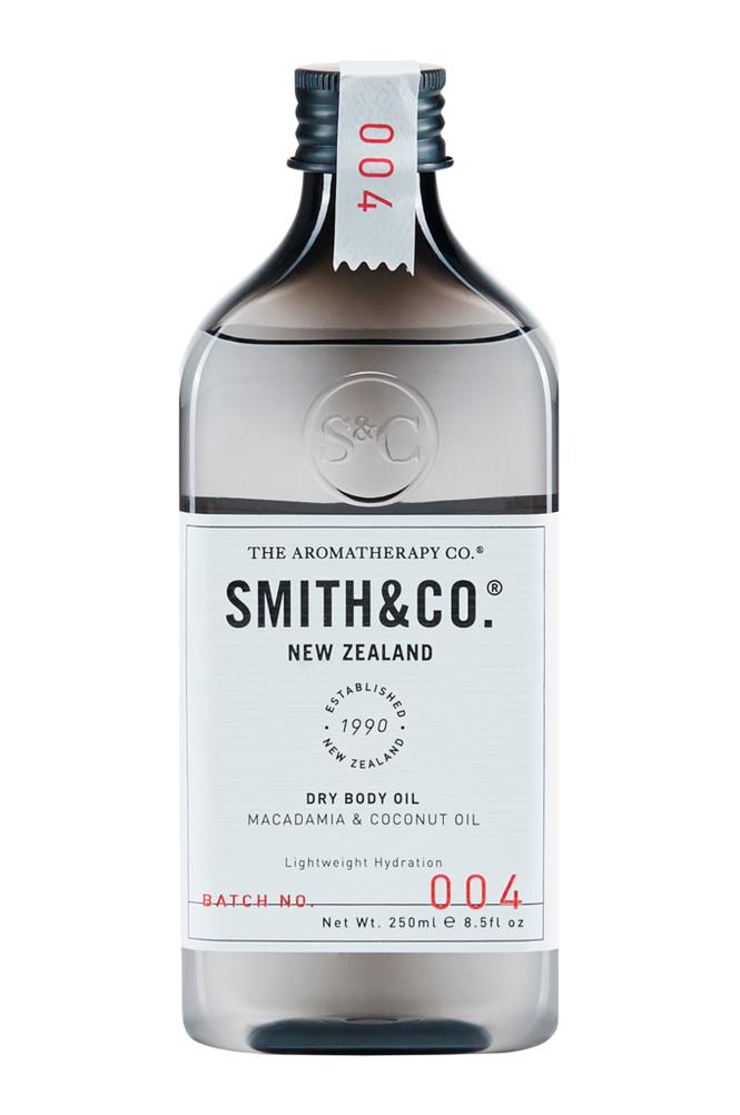 Smith & Co. Macadamia & Coconut Dry Body Oil 250 ml
