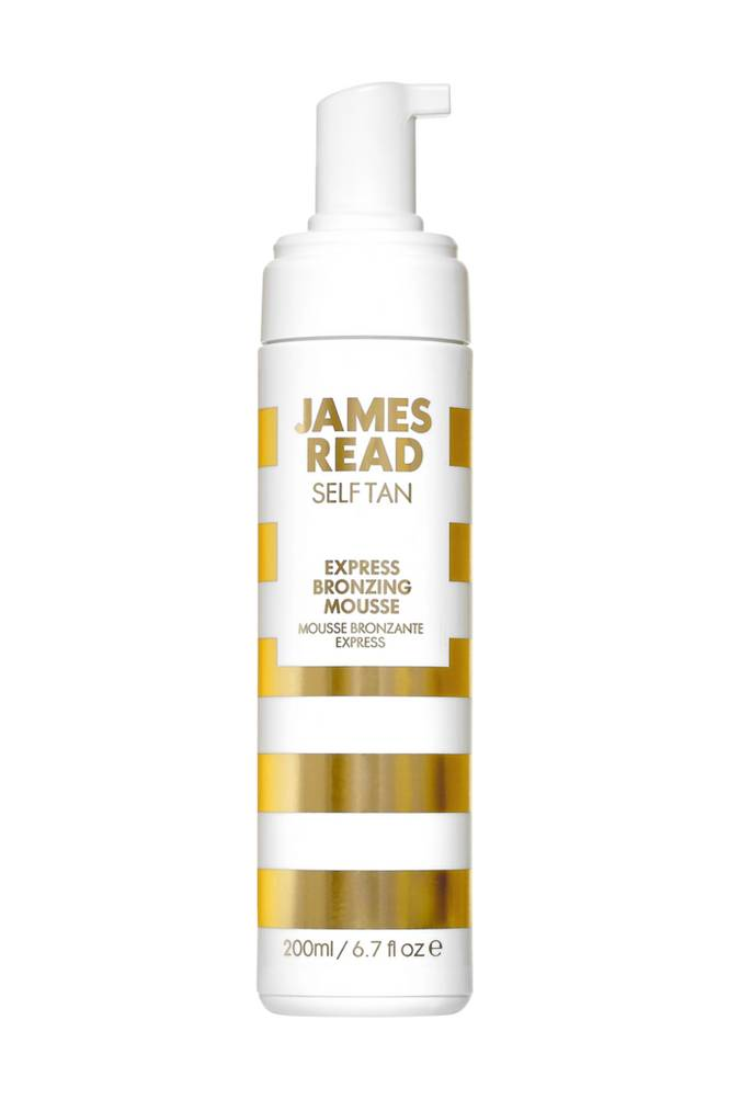 James Read Express Bronzing Mousse Face & Body 200 ml
