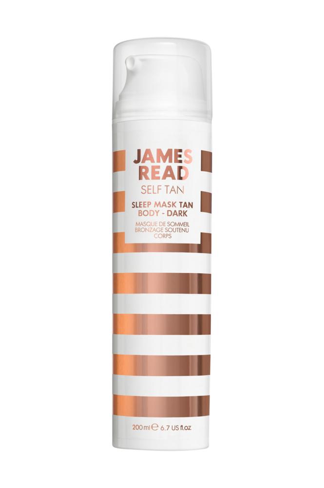 James Read Sleep Mask Go Darker Body 200 ml