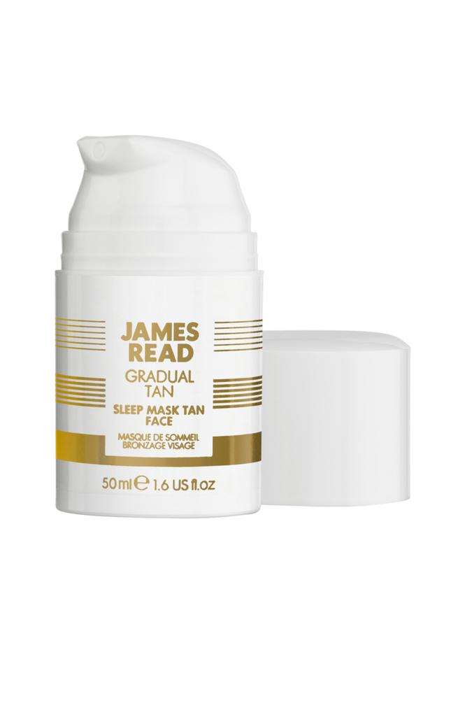 James Read Gradual Tan - Sleep Mask Tan Face 50 ml