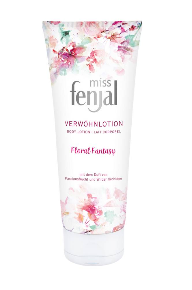 Fenjal Miss Fenjal Body Lotion Floral Fantasy 200 ml
