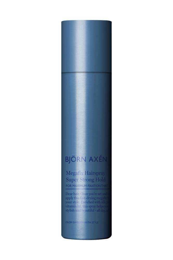 Björn Axén Megafix Hairspray Super Strong Hold 80 ml