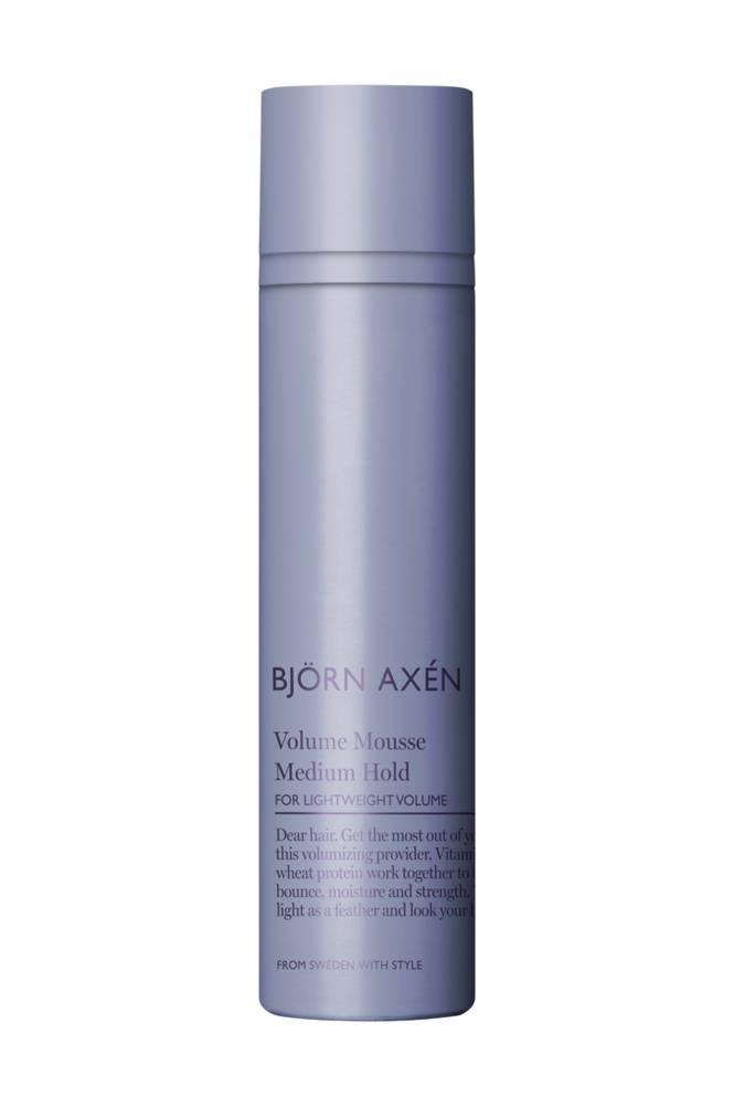 Björn Axén Volume Mousse Medium Hold 80 ml