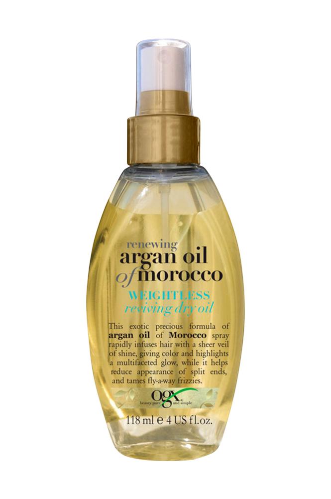 Ogx Argan Oil Of Morocco  Weightless Revivng Dry Oil, 118 ml