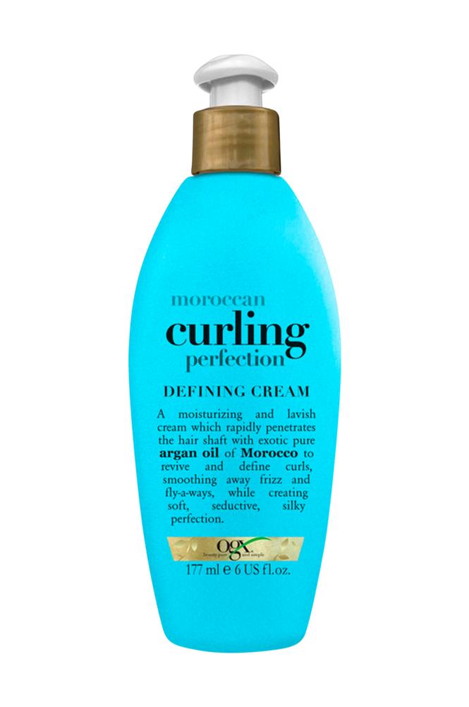 Ogx Argan Oil Of Morocco  Curling Perfection Defining Cream, 177 ml
