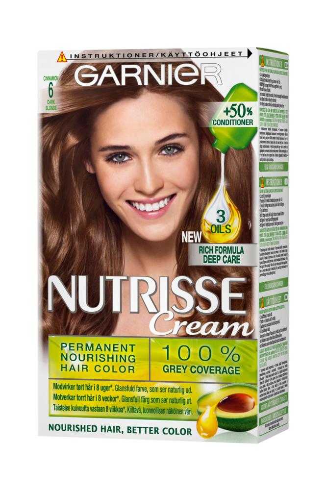 Garnier Nutrisse Cinnamon 6