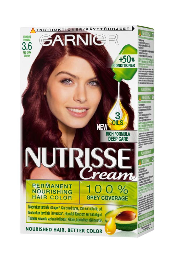 Garnier Nutrisse Crimson Promise 3.6