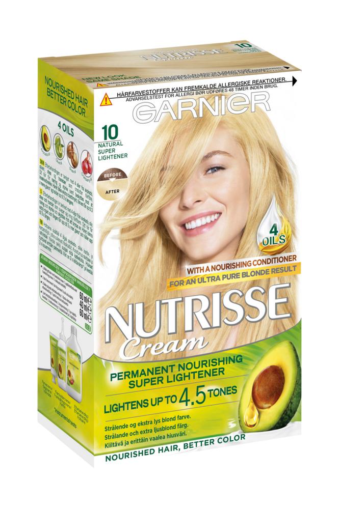 Garnier Nutrisse Camomille 10