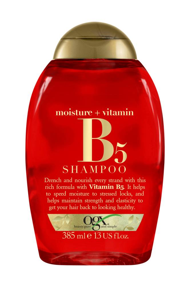 Ogx Vitamin B5 Shampoo 385 ml