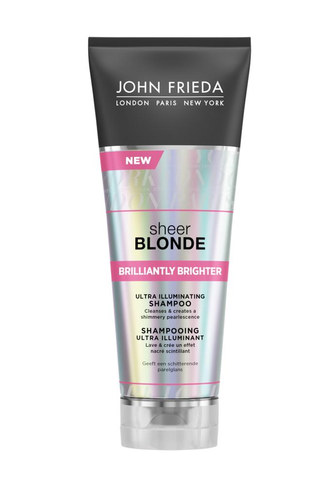 John Frieda Brilliantly Brighter Sheer Blonde -shampoo, 250 ml
