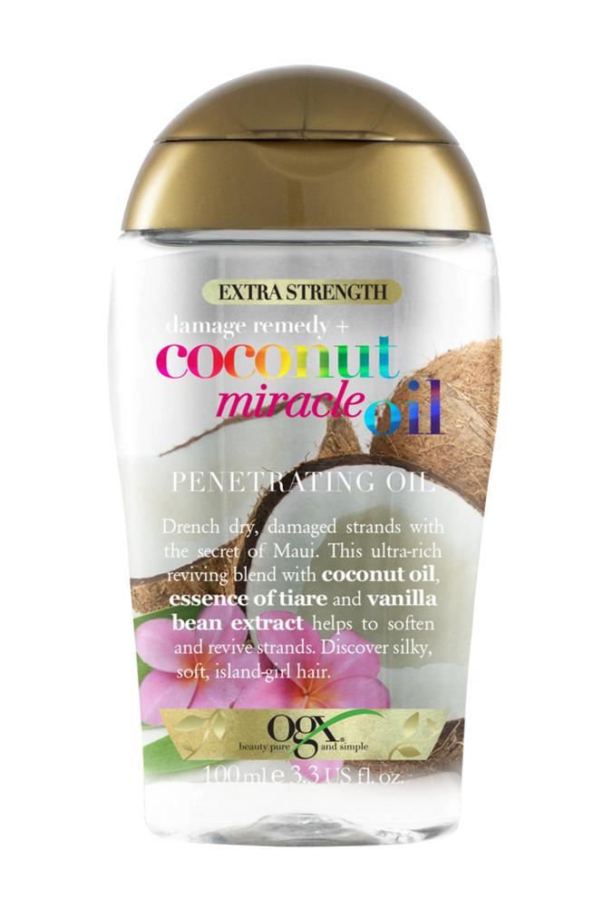 Ogx Coconut Miracle Oil Penetrating Oil 100 ml