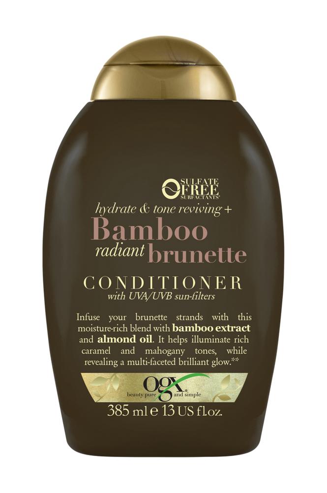 Ogx Bamboo Brunette Conditioner 385 ml