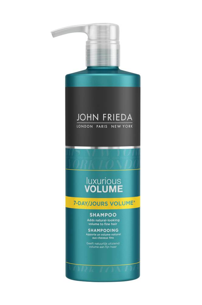 John Frieda Luxurious Volume 7-Day Touchably Full Shampoo 500 ml