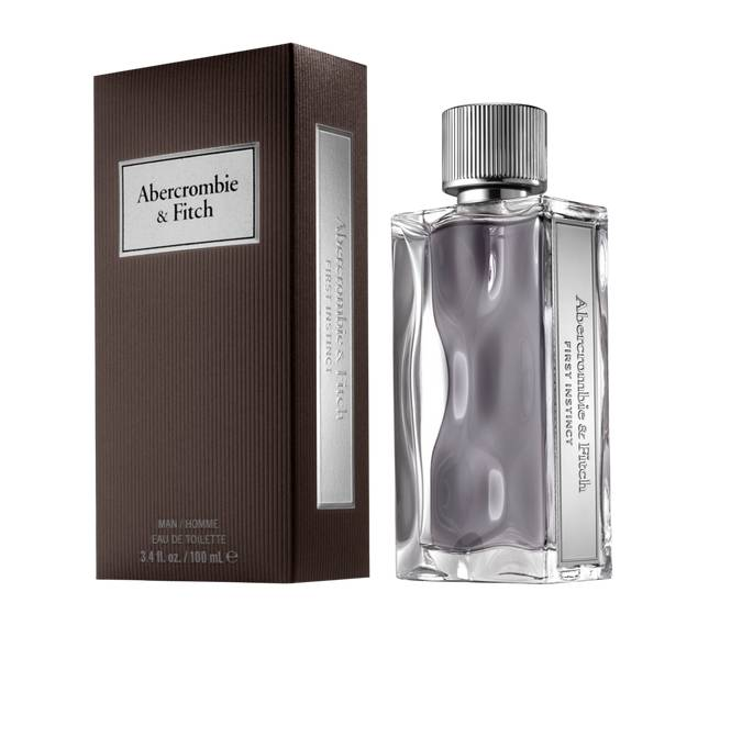 Abercrombie & Fitch First Instinct Edt Spray 100 ml