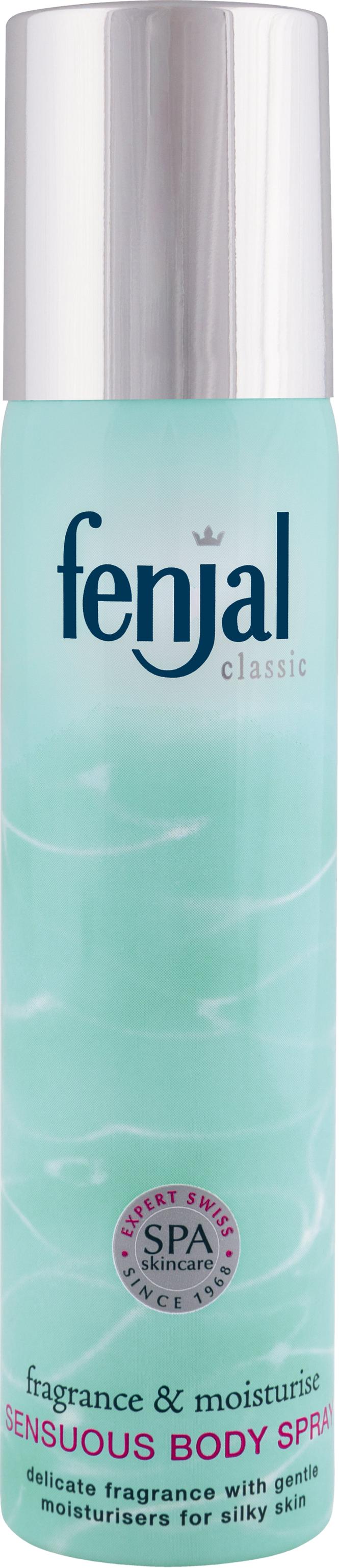 Fenjal Eau De Toilette Spray 75 ml
