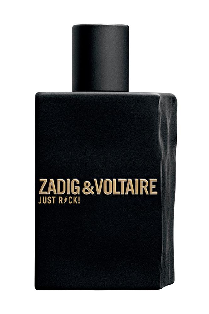Zadig & Voltaire Just Rock   Him Edt 50 ml