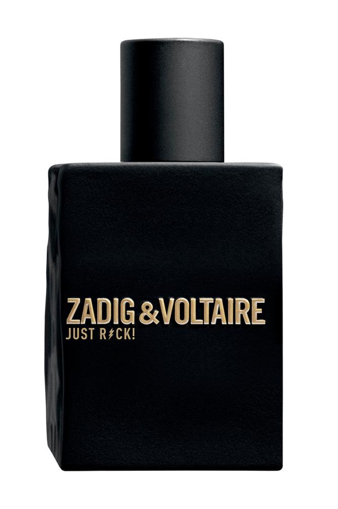Zadig & Voltaire Just Rock   Him Edt 30 ml
